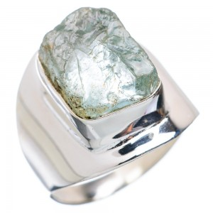 Aqamarine Ring